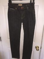Marc Nelson Womens Jeans Size 27 x 29 Dark Wash NWOT