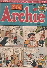 Archie No13 (Late 1951) Australian Comic
