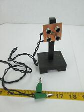 Four Lamp Signal Light Test Electric Science Fair Experiments Lab School T