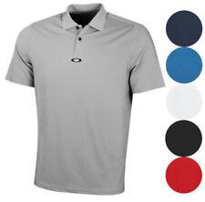 Oakley ergonómico Golf Shirt Polo para hombre de 434160 Nuevo-Elige Color Y Talla