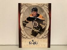 2010-11 Upper Deck Artifacts Brad Marchand Autograph Boston Bruins VERY RARE!