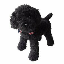 toy poodle Black Plush Doll Stuffed Toy pet loss Pet death Japan shipping free