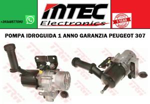 Elettropompa Peugeot 307 Servosterzo HPI J5097809 // POMPA IDROGUIDA 4007ST
