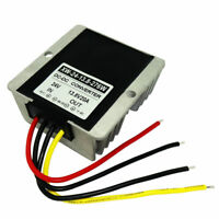 DC 9V-36V To 13.8V 10A 138W Step Up//Down Power Regulator Converter Module New