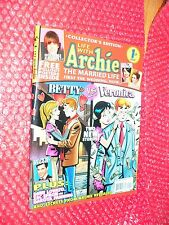 Life With Archie #1 2010 magazine
