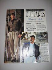 """International Male- """"Outtakes"""" Private Sale Issue!  gay interest"""
