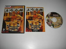 Agon-The Lost Sword Of Toledo PC DVD ROM Rapide Post