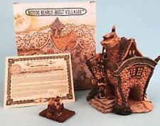 Rare- Boyds Bearly Built-Villages -Volunteer Firestation-#19007V (Mib)
