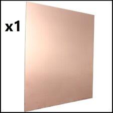 "METAL WORKS DECORATIVE METAL SHEET BRASS 12/""x12/"" //30cmx30cm new! gold color"