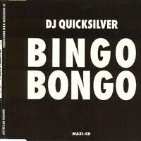 DJ Quicksilver Bingo bongo (1995) [Maxi-CD]