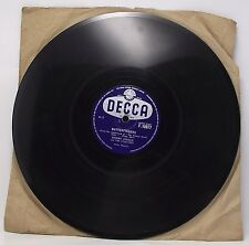 "TOMMY STEELE BUTTERFINGERS / CANNIBAL POT 78 rpm 10"" Decca"