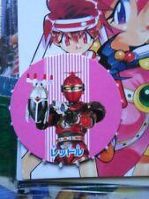 TAZO CAP POG POWER RANGERS ULTRAMAN BIOMAN SENTAI RAINBOWN ROBOTS