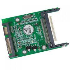 Compact Flash CF to Serial ATA SATA Adapter Converter DT