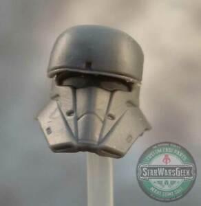"MH027 Custom Cast head use w/3.75"" Acid Rain ARW Marvel Fallout Star Wars Joe"