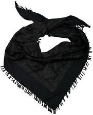 Trachtentuch handbestickt Dreieckstuch 100% Wolle wool  Kashmir stole Tuch