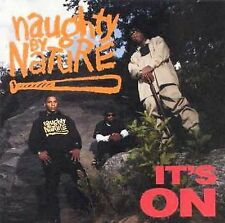 It's On [Single] by Naughty by Nature (Cd, Mar-2001, Rhino (Label)