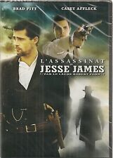 "dvd ""L'Assassinat de Jesse James par le lâche Robert Ford"" Brad Pitt    NEUF"