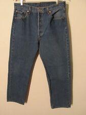 F2716 Levi's 501 High Grade Jeans Men's 33x29