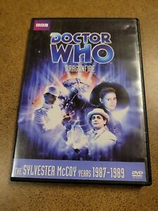 Doctor Who Dragonfire DVD Story 151 Sylvester McCoy Sophie Aldred Ace Free Ship