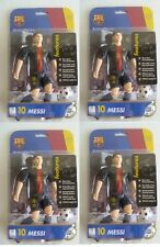 "7"" 4 x LIONEL MESSI (10) ~ Match Stars Football Action Figure 12/13 Season"