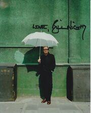 BILL NIGHY Signed Photo w/ Hologram COA