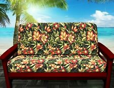 NEW - Tropical FUTON COVER - Full Size MADE IN USA