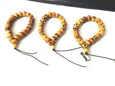 Tibetan Bone Carved Skull Prayer Beads Bracelet (Can be stretched) 1pcs