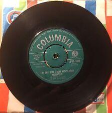 45 Jo Ann Campbell I'm The Girl From Wolverton Mountain b/w Sloppy Joe UK 1962