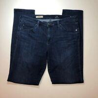 Adriano Goldschmied THE PRIMA Mid-Rise Cigarette Skinny Jeans Women's Size 31 R
