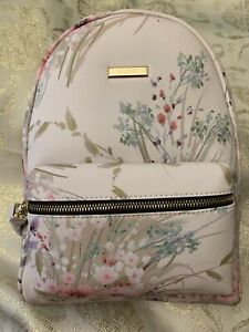 New With Tags aldo acenaris Floral Backpack