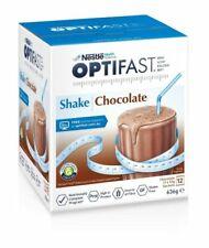 Optifast VLCD Chocolate Shake - 12 x 53g Sachets