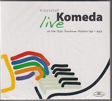 Krzysztof Komeda - live At The Jazz Jamboree Festival 1961-1967