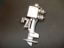 "ALLYN ""SEA FURY TWIN 1950'S MINIATURE 2 CYLINDER OUTBOARD MOTOR"