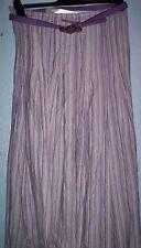 Ladies linen and viscose skirt Size 10 Per Una BNWT's