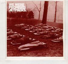 (GV508) We Were Promised Jetpacks, Quiet Little Voices - 2009 DJ CD