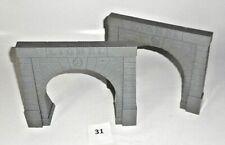 2003 Lionel Trains 6-12896 Tunnel Portals 1 pair ( 2 pcs) 31
