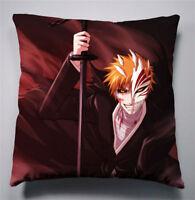 NEW BanG Dream Minato Yukina 15.7x15.7 inch Double Side Sofa Pillow Cushion