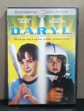 D.A.R.Y.L.   (DVD)   RARE     LIKE NEW