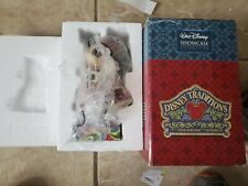 """Disney Traditions 4038497 """"Happily Ever After� *signed by Jim Shore * new n box"""