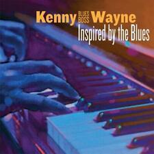 Kenny Blues Boss Wayne Inspired by The Blues 1 Extra Track Digipak CD