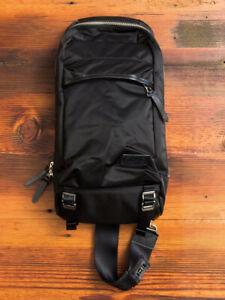 Master-Piece Lightning Shoulder Bag in Black Made in Japan