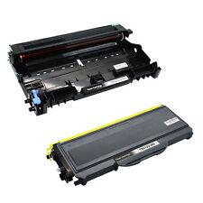TN360 Toner Cartridge & DR360 Drum Black Set Compatible For Brother HL-2170W