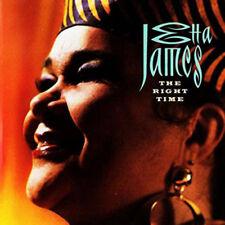 Etta James - The Right Time [New Vinyl LP]