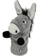 Donkey Golf Animal Headcover - Driver Head Cover Daphnes New