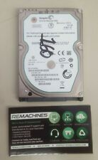 """SEAGATE 160GB 2.5"""" SATA Laptop HDD ST9160411AS, WIPED, TESTED, SHIPS FREE!"""