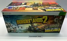 BORDERLANDS 2 ULTIMATE LOOT CHEST LIMITED EDITION - XBOX 360 NEW SEALED NTSC-USA