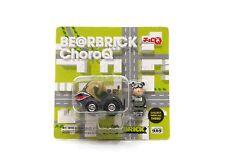 Medicom Toy Be@Rbrick Choroq Combat bearbrick choroQ 50% combat usa panda