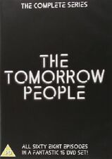 The Tomorrow People - The Complete Series  16- Box Set          Fast  Post