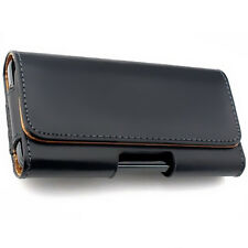 Belt Clip Leather Bag Cover for iPhone X XS MAX XR 7 8 6s Plus for Samsung S9 S8