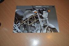 FEUILLET Ducati Monster 750